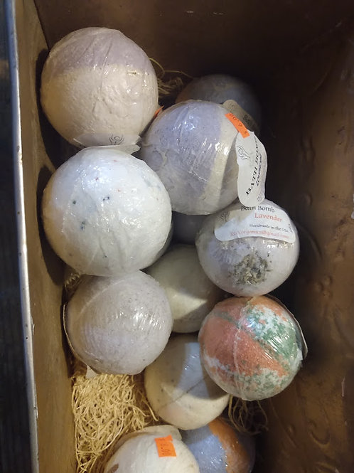 KGN Organic Products Bath Bomb