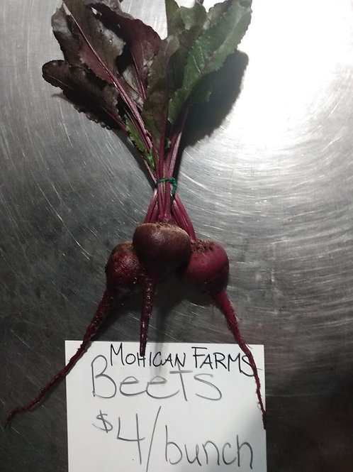 Mohican Farms Beets
