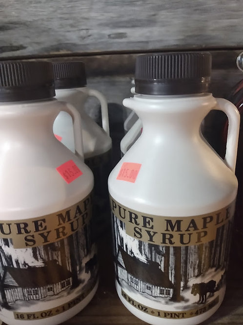 Gnome Hollow Maple Syrup