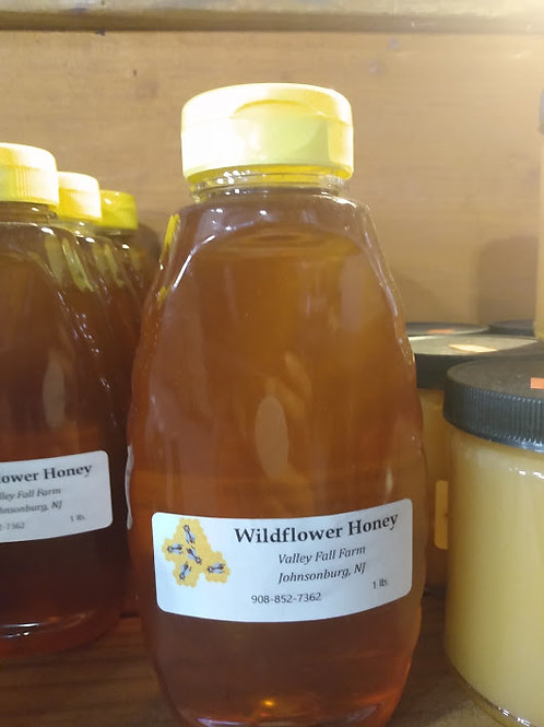 Valley Fall Honey - Wildflower