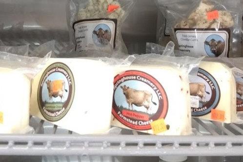 Spring House Dairy Cheese Blocks