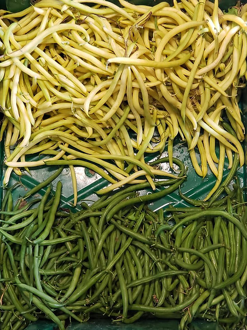Green & Yellow Beans