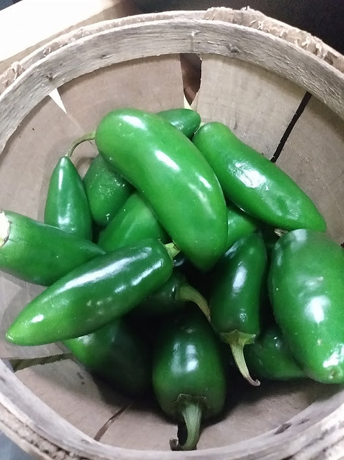 Mohican Farms Jalapenos