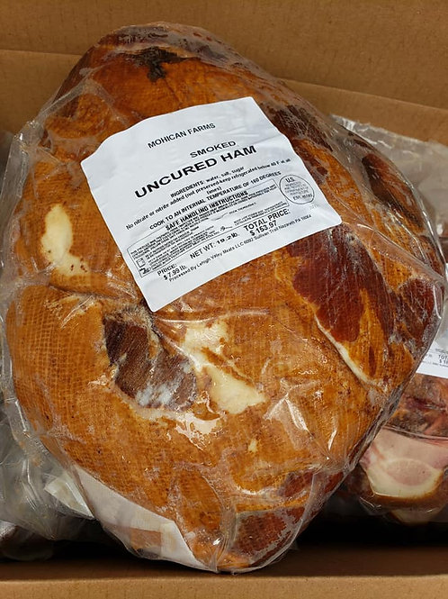 Mohican Farm Smoked Uncured Ham