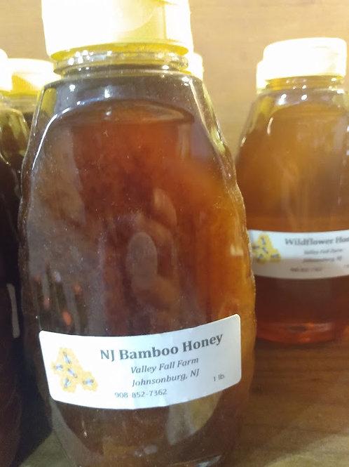 Valley Fall Honey - Bamboo