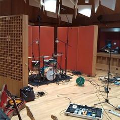 Studio Session, Basel (CH), 2016