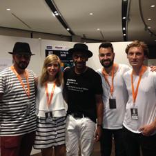 Jazzopen 2015, support für Marcus Miller