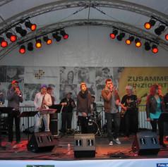 Wolfgang Schmid Special Gig Band: Tag Der Deutschen Einheit, Stuttgart 2013
