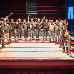 Rocky- Das Musical, Stage Palladium Theater Stuttgart, 2016