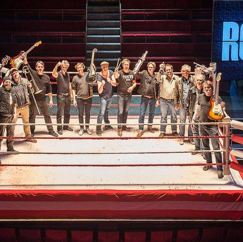 Rocky- Das Musical, Stage Palladium Theater Stuttgart, 2016