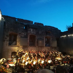 Stuttgarter Philharmoniker, Schlossfestspiele Heidenheim, August 2018