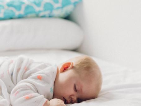 Bebés precisam de treino de sono?