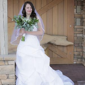 Kendra's Bridal Session