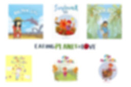 Vegan Kids Books by Stephen Bedwell Jr.