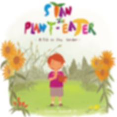 Children's Book, Stan the Plant-eater: A Trip to the Garden