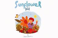 Eco living children's book Sunflower Kid
