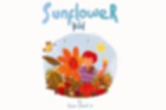 Children's Eco Vegan Book, Sunflower Kid
