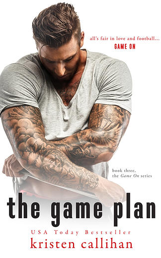 #fridayreads The Game Plan by @Kris10Callihan #review