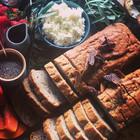 Breakfast Graze Banana bread