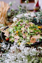 Lunch graze - Fatoush