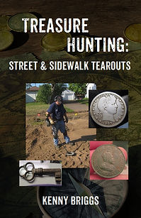 treasure hunting front cover image worki