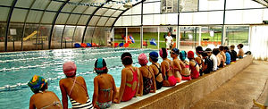 קייטנת שחייה