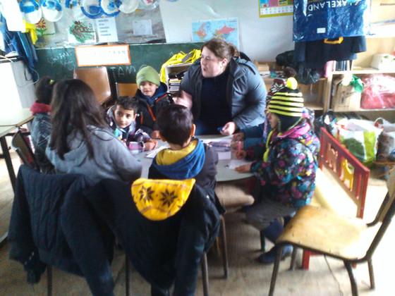 Calais Children