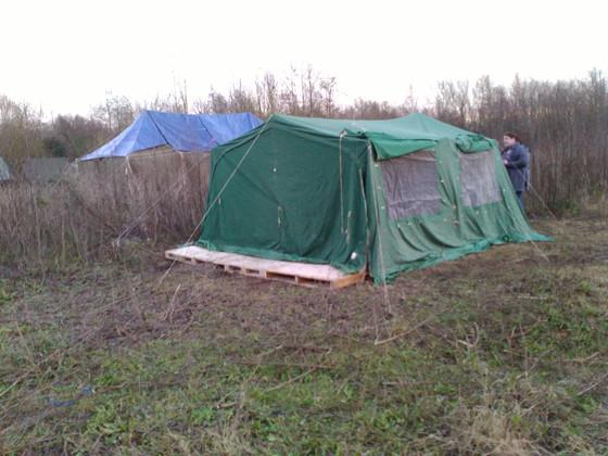 Basroch Tent