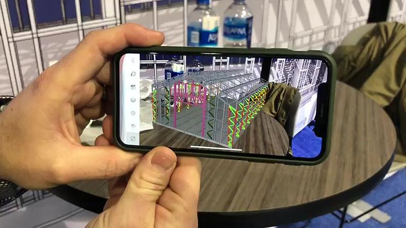 ЛСТК виртуальная реальность каркас