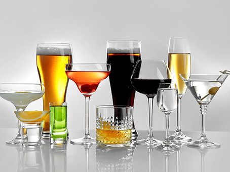 Coming Soon!  Monthly Messages: BEER, WINE, SPIRITS