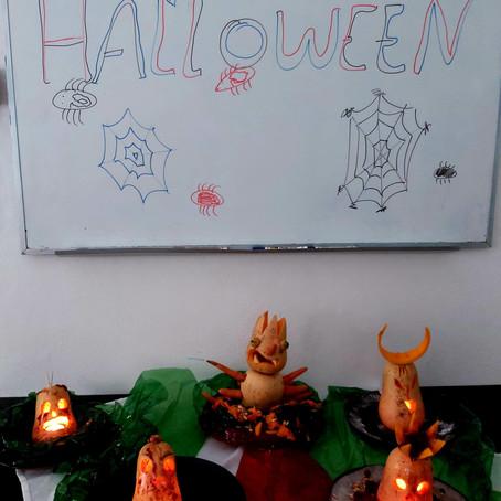 Halloween na Unidade de Formação Profissional