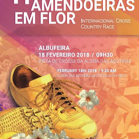 29 º Corta Mato das Amendoeiras em Flor, para atletas com deficiência.