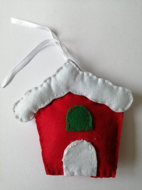 Enfeite Natal Casa