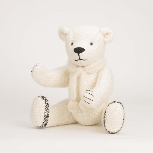 Fully Jointed ISOBEL TEDDY BEAR by LORABILA.