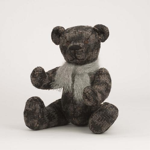 Fully Jointed BORIS TEDDY BEAR by LORABILA.
