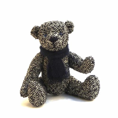 Fully Jointed MAX TEDDY BEAR by LORABILA.