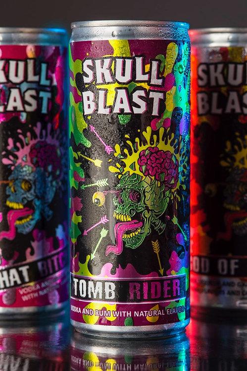Skullblast Cocktails - Tomb Raider