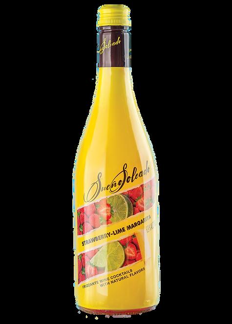 Sueno Soleado - Strawberry-Lime Margarita