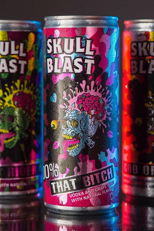 Skullblast Cocktails - 100% That Bitch