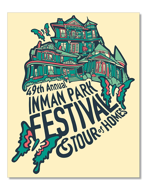 Illustration // Festival Imagery & Branding
