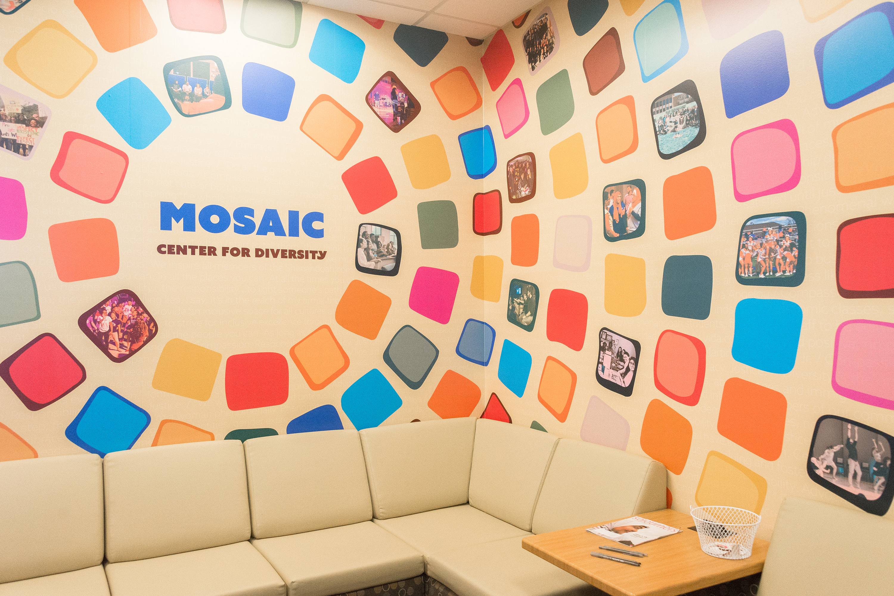 Mosaic Center for Diversity
