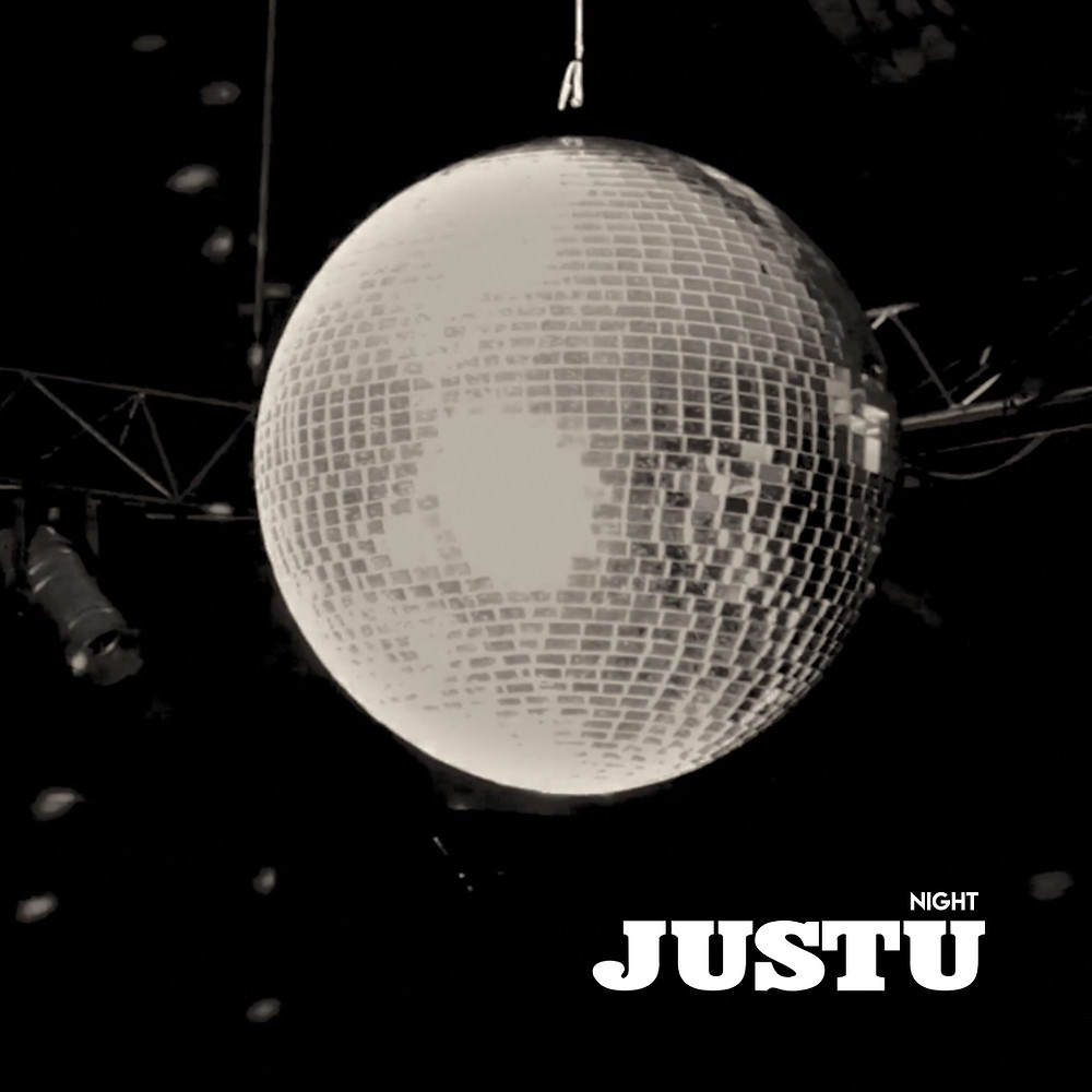 capa do single Night do duo Justo