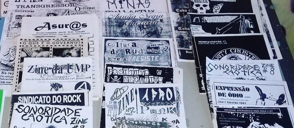 A Subversão dos Fanzines Punks