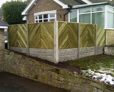Herringbone Fencing