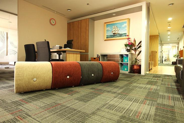 Office design, custom furniture, contractor