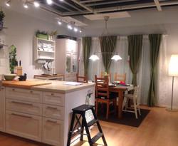 kitchen set Ikea alam sutera 2