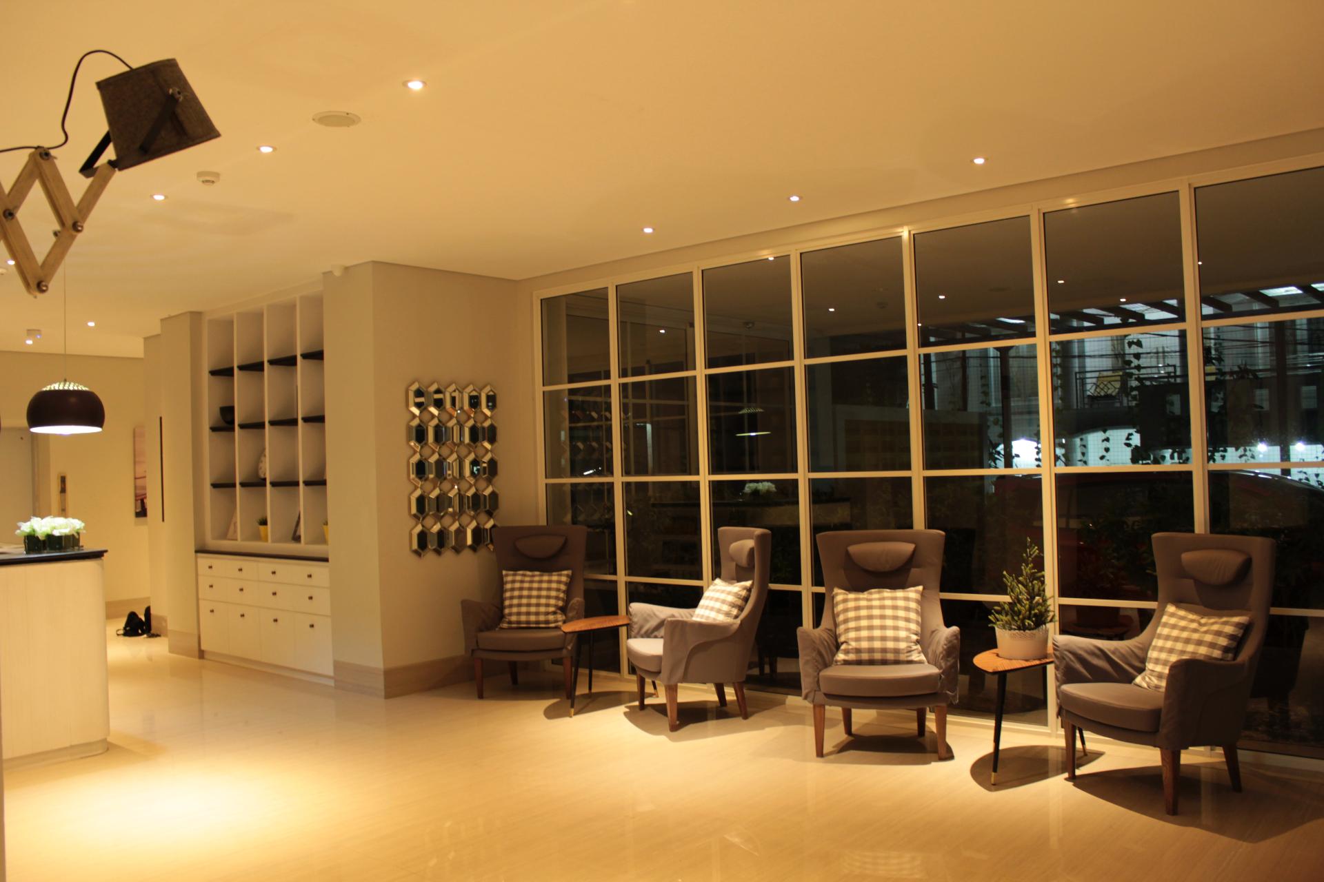 lobby apartment at TB Simatupang