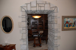 Wine Cellar Enterance