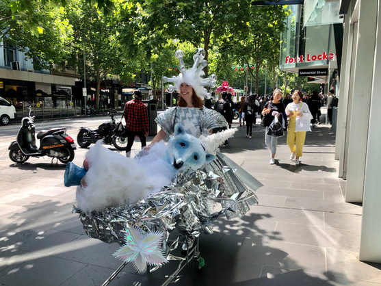 Anthropocene Snow Queen