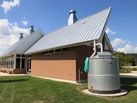 How does rainwater harvesting work?